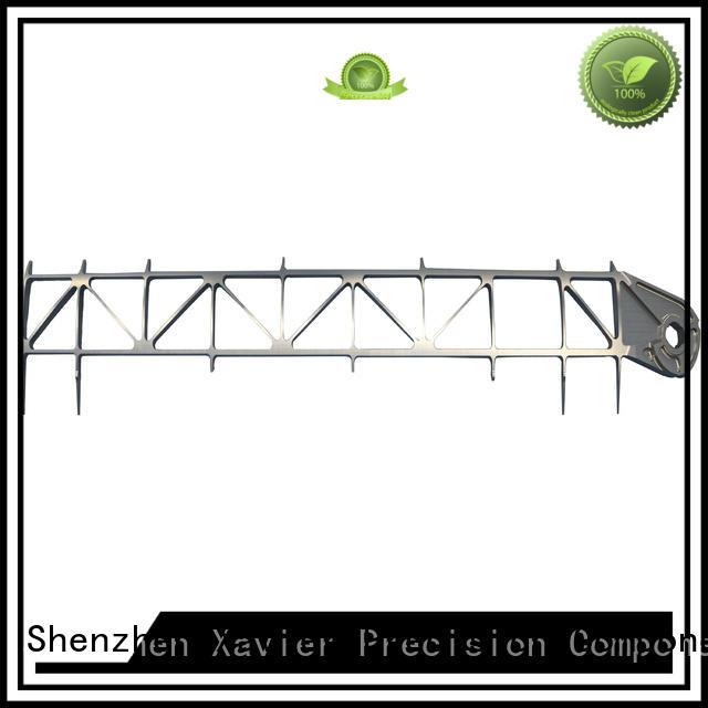 Xavier UAV Wing Skeleton cnc machining low-cost for UAV