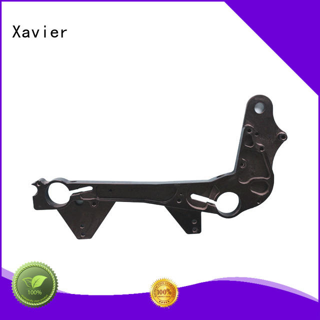 Xavier professional cnc machined spare parts seating components at discount