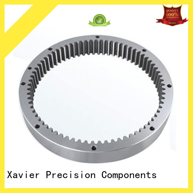Xavier stainless steel gears to robots OEM at discount