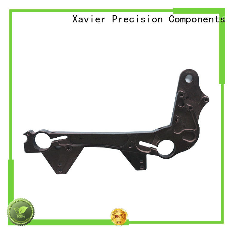 Xavier milling cnc milling machined parts components aluminum alloy frame at discount