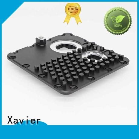 Xavier cost effective machined parts aluminum alloy