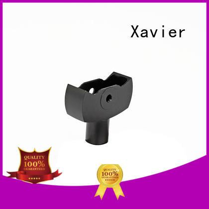 Xavier classic adapter custom aluminium machining oem for wholesale