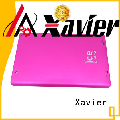 Xavier high-precision aluminium machined components professional for wholesale