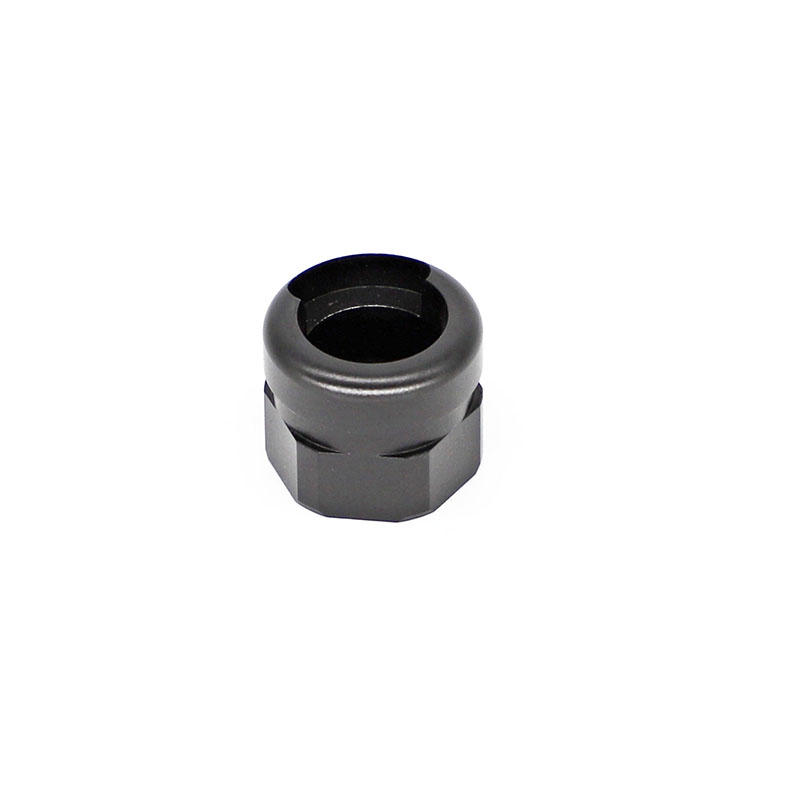 cnc machining Classic Adapter Rings parts for bipod