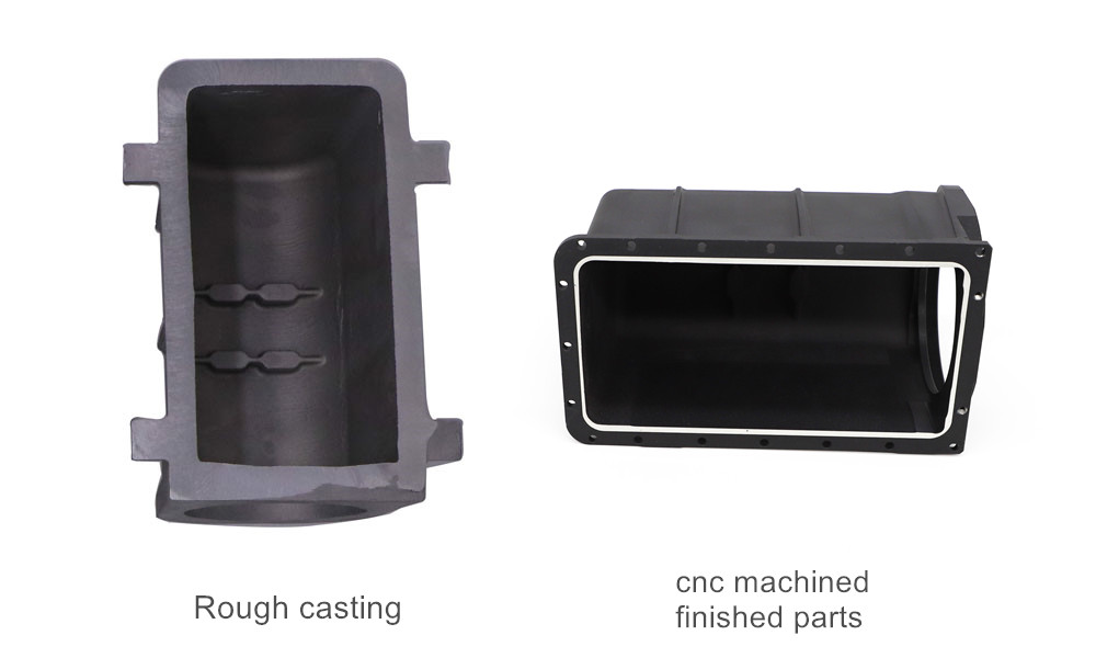 Xavier investment casting parts low-cost for ccd camera-1
