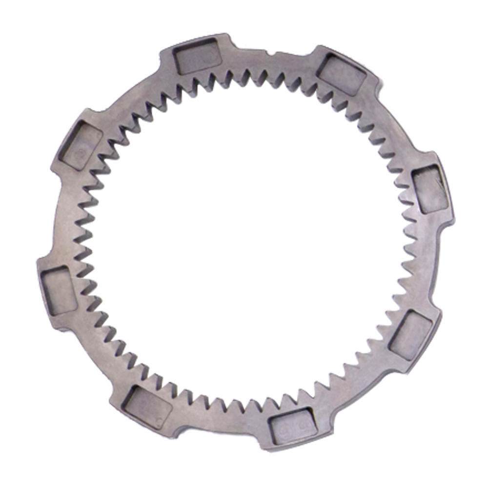Nitriding Steel C45 gear broaching transfer ring gears