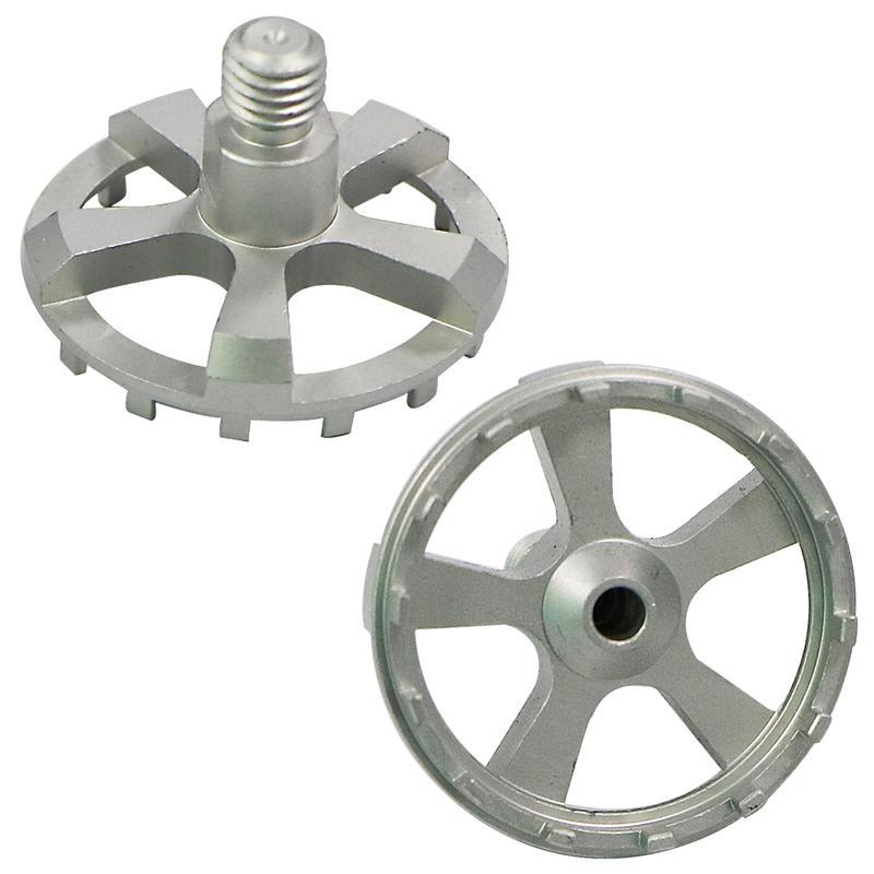 Alumiumn metal powder injection Molding Mini Motor transmission  upper case for Dji UAV