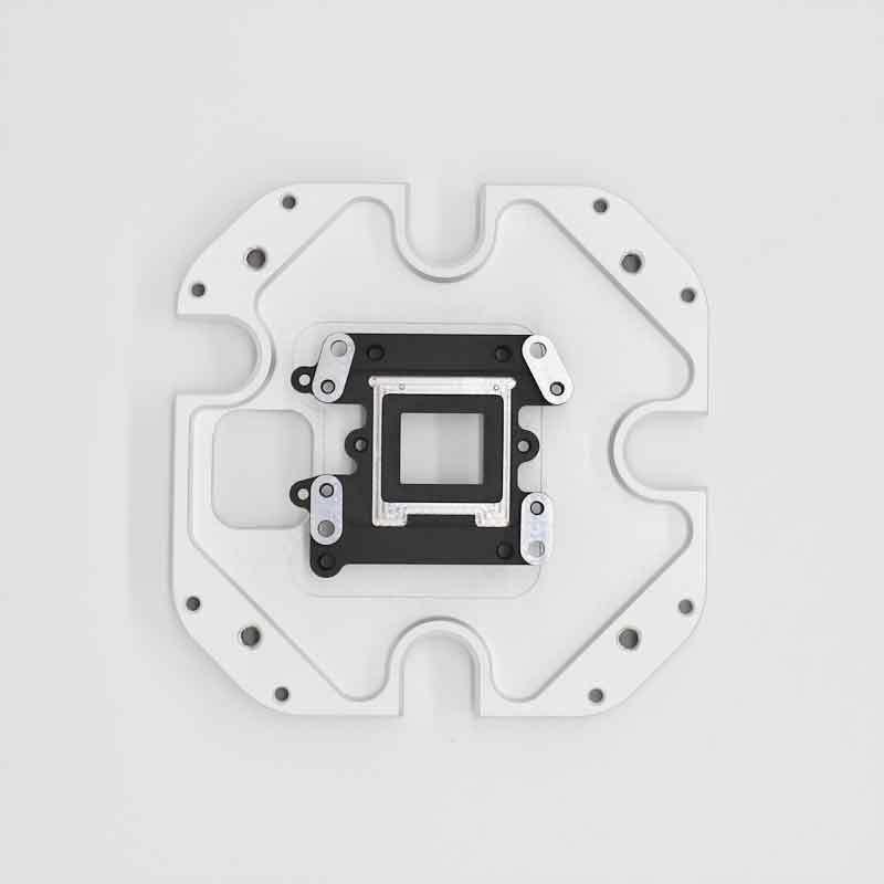 CNC Machining Sensor bracket parts