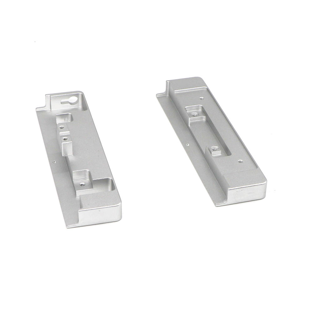 Aluminum CNC machined metal components
