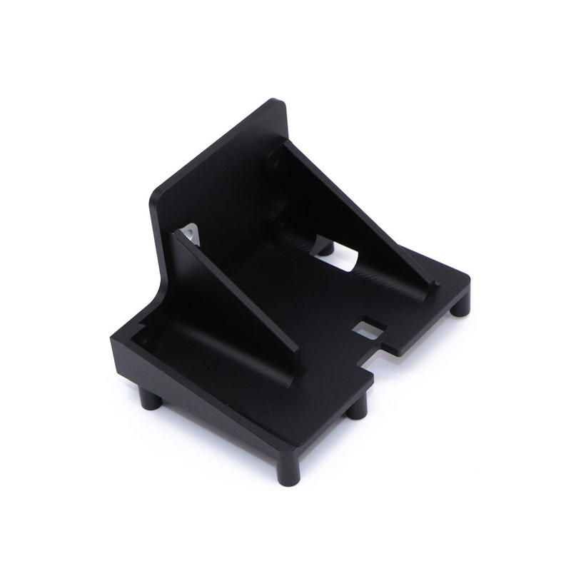 Die casting & cnc machining helmet night vision rotary bracket