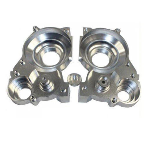 Aluminum Machining Gearbox for Unmanned Aerial Vehicle Cnc Machined