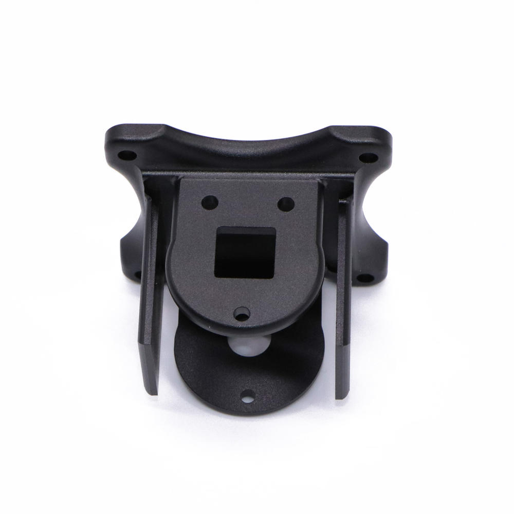 Die casting and cnc parts for helmet mounted night vision system