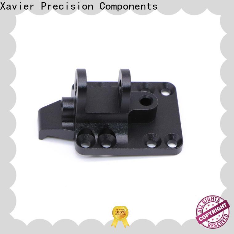 Xavier top-quality cnc machining parts aluminum alloy for wholesale