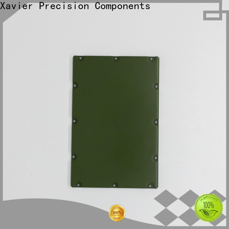 Xavier professional cnc aluminum parts high performance from top factory