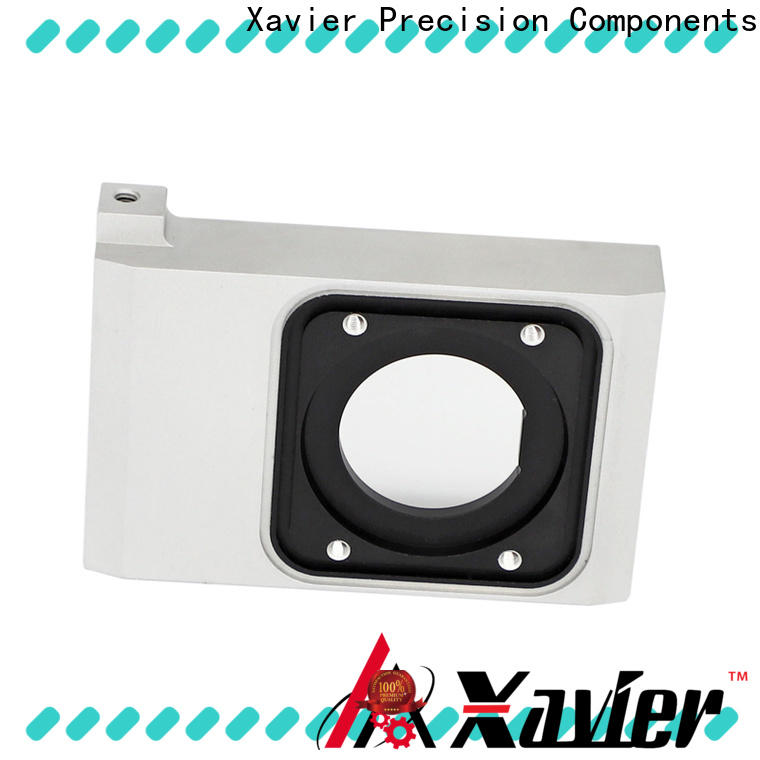 Xavier housing cnc camera housing parts excellent quality at discount