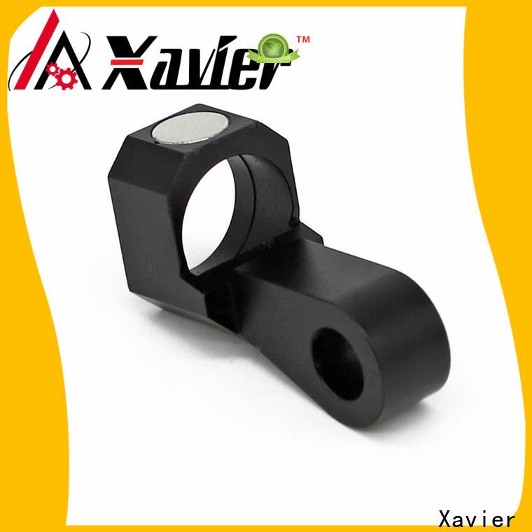 Xavier rifle scope cnc machining bipod parts oem for wholesale