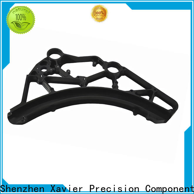 high-quality aerospace parts high-precision aluminum alloy frame for wholesale