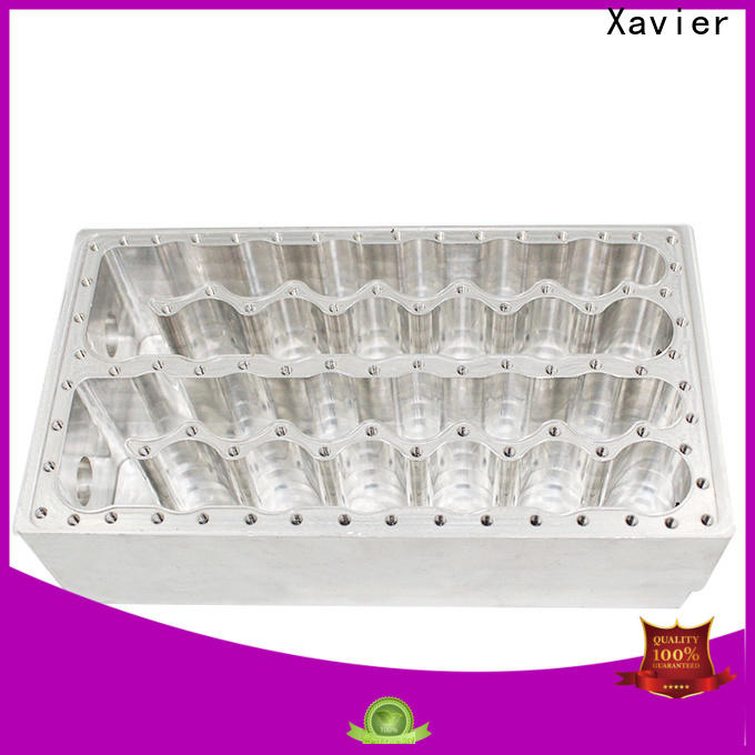 Xavier custom cnc machining part free delivery for wholesale