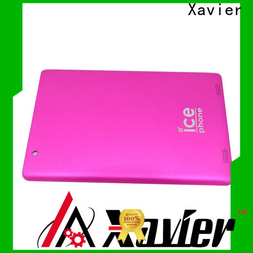 Xavier aluminium components cnc precision machining professional for wholesale