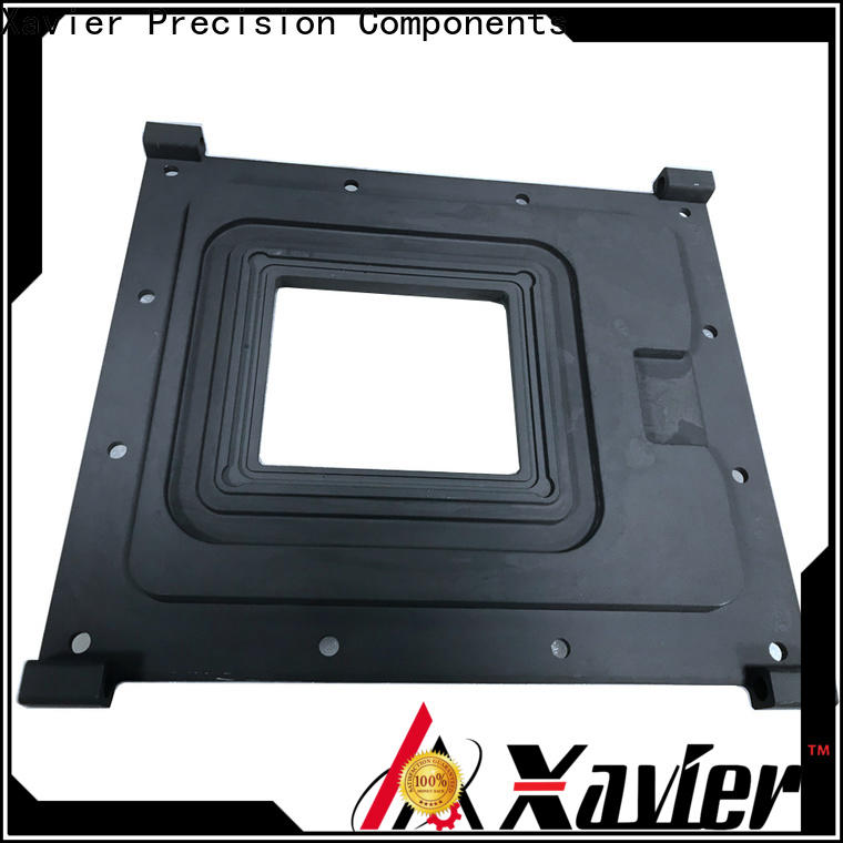 Xavier high-quality materials precision machining front plate film thickness