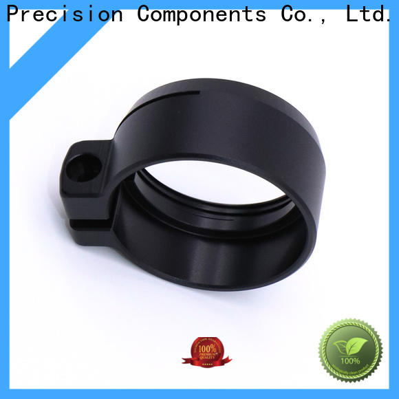 Xavier high quality cnc precision machining black anodized for wholesale