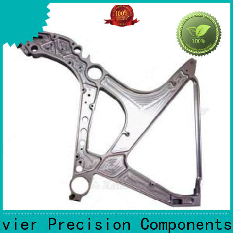 Xavier durable cnc machining aircraft seat parts aluminum alloy frame at discount