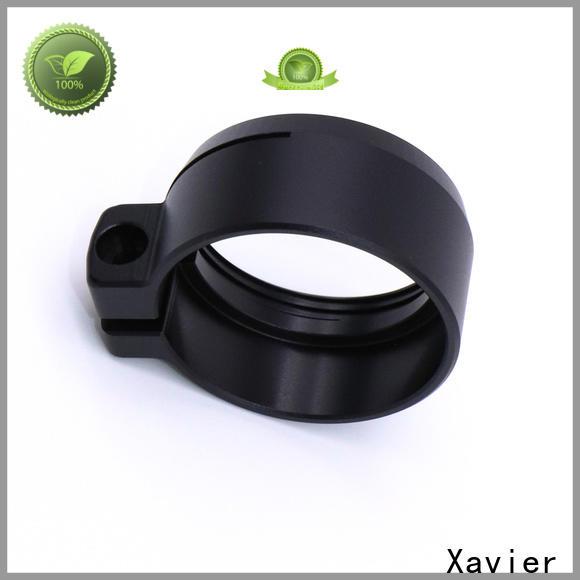 Xavier aluminum alloy cnc turning parts at discount