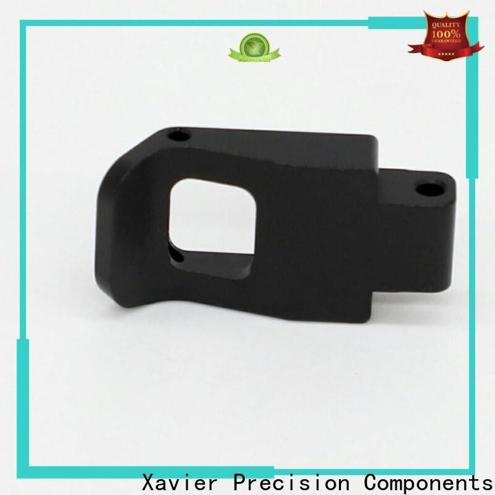 Xavier high-precision cnc milling parts latest free delivery