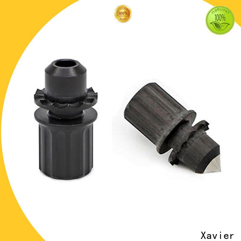 Xavier carbon fiber aluminum machining high-precision from top factory