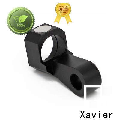 Xavier rotating custom aluminium parts oem at discount