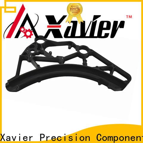 Xavier custom aerospace component aluminum alloy frame at discount
