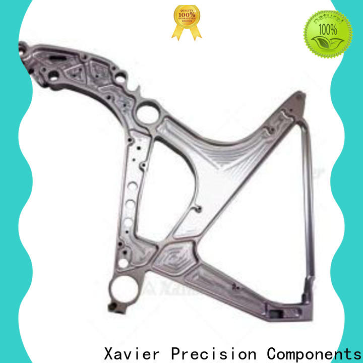 professional aerospace component custom aluminum alloy frame at discount