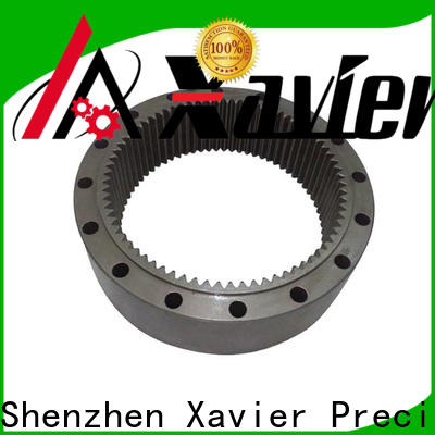 high-quality cnc machining gears machining robot ODM from best factory