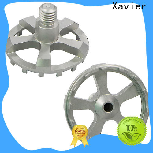 Xavier aluminum mim parts metalworking process for aerospace industry
