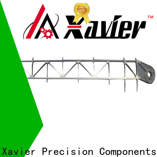 Xavier UAV Wing Skeleton cnc machining low-cost for drone