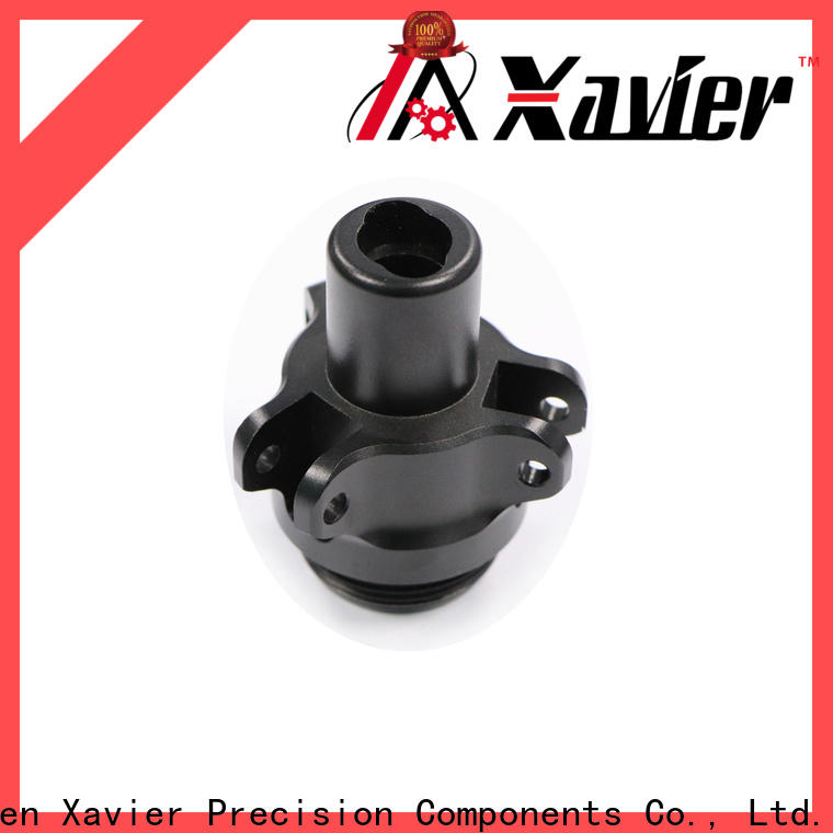 Xavier high quality machined parts aluminum alloy for wholesale