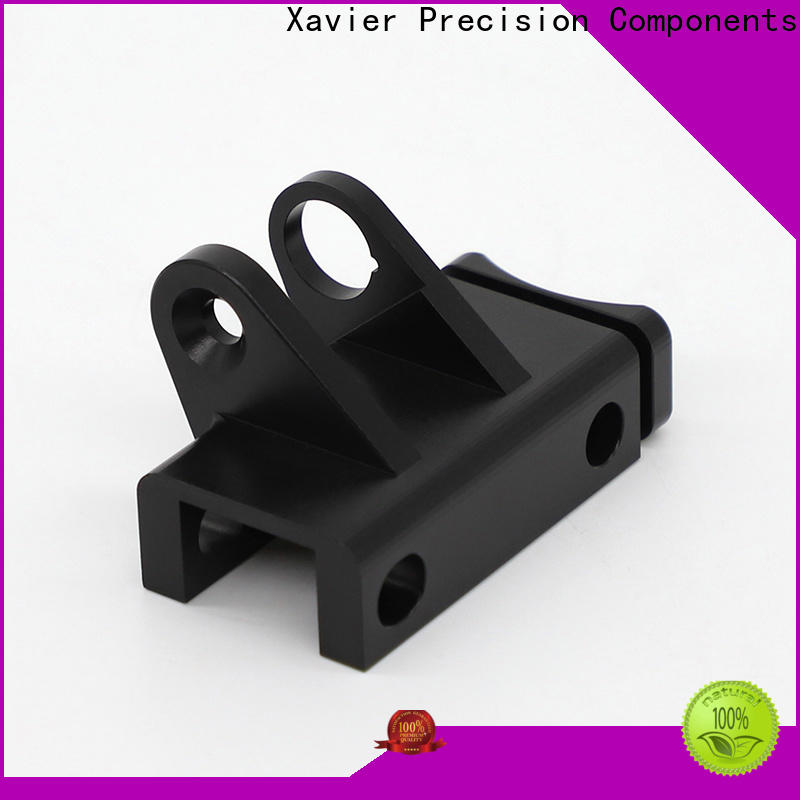 Xavier high quality cnc machining parts aluminum alloy at discount