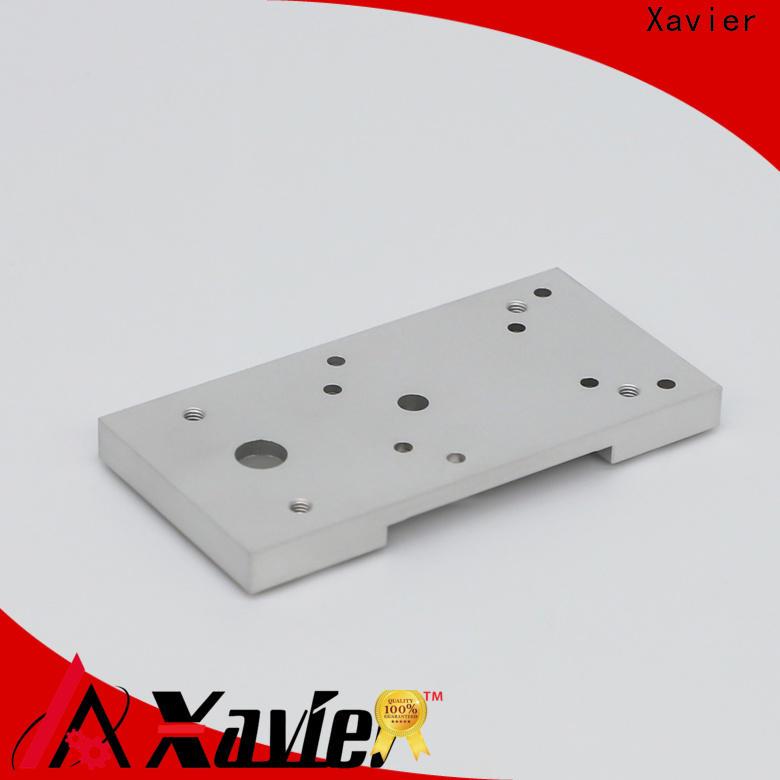 Xavier high-precision cnc milling machine parts at discount