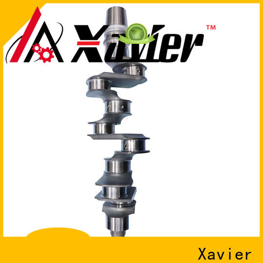 Xavier high-quality crankshaft machining wholesale at discount