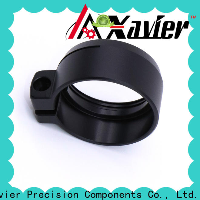 Xavier black anodized turned parts night vision device at discount