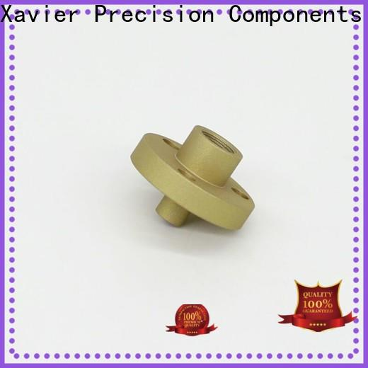 Xavier low-cost turned parts at discount
