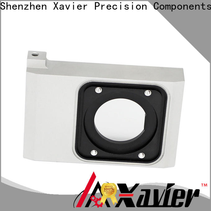 Xavier professional cnc camera housing parts high performance from top factory