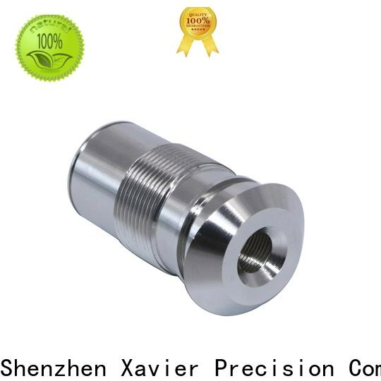 Xavier stainless steel axis 4 axis sensor cnc turning parts passivation for customization