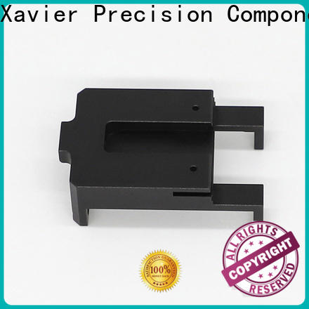Xavier sub-assembly aluminum machining part for night vision