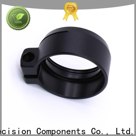 Xavier high quality cnc precision machining black anodized at discount