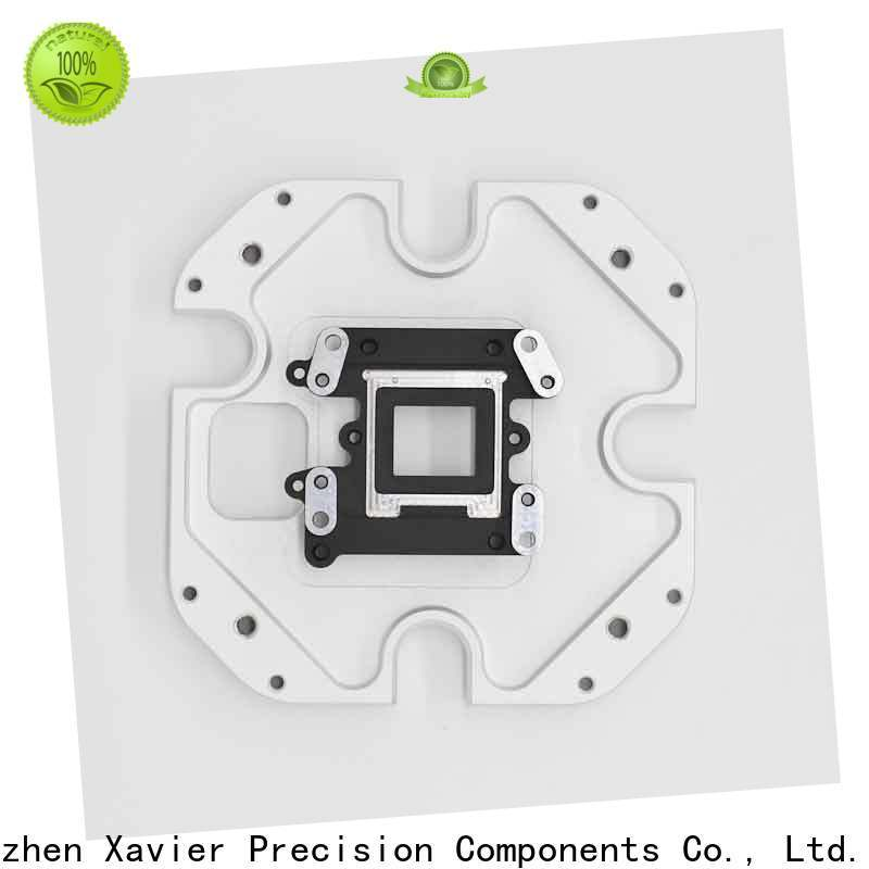 Xavier cost effective aluminum machining part aluminum alloy