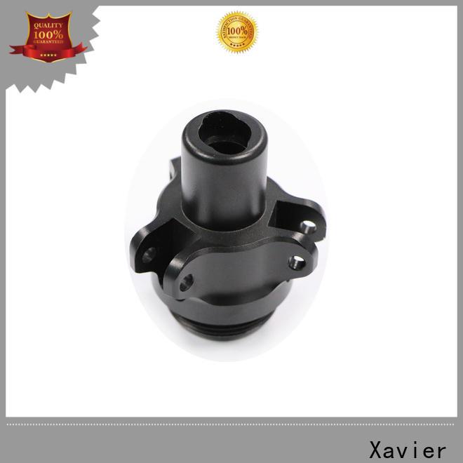 Xavier high-precision custom cnc parts aluminum alloy