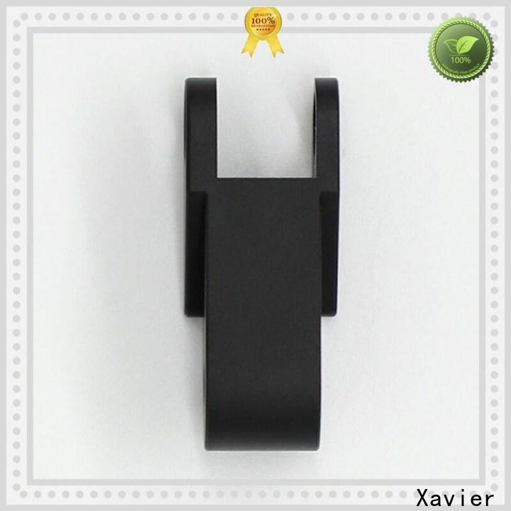 Xavier sub-assembly aluminum precision products black anodized