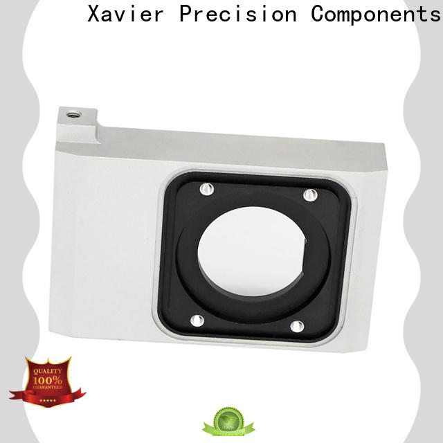 Xavier professional cnc camera housing parts excellent quality from top factory