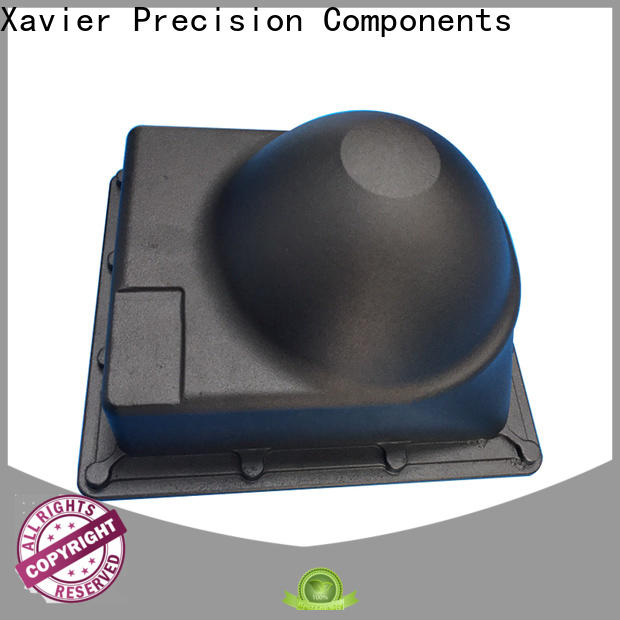 Xavier high-quality materials cnc milling machine parts front plate film thickness